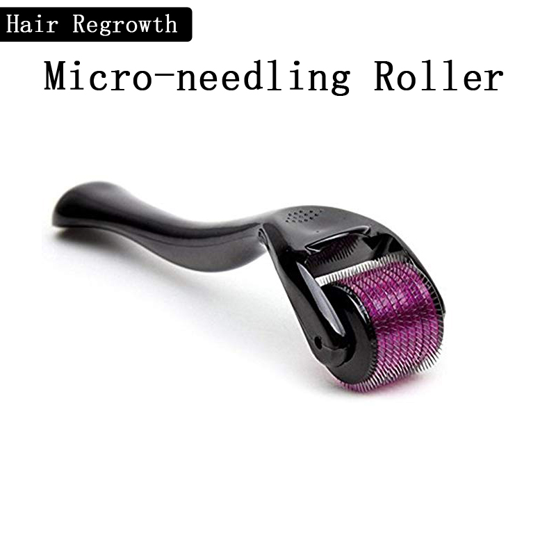 Micro-needling Roller Hair Regrowth Beard Growth MezoRoller