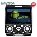 Navitop android 6.0 jogador do carro dvd gps para Mazda BT50 2006 2007 2008 2009 2010 car dvd player de vídeo estéreo navegação 4G wi-fi