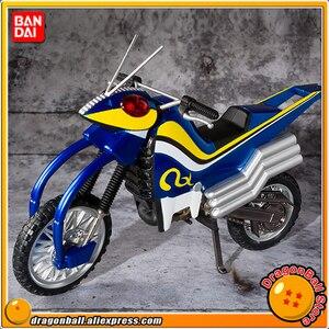 "Image 1 - Japan Kamen ""Masked Rider Black RX"" Originele BANDAI Tamashii Naties SHF/S. h. figuarts Action Figure Bike Acrobatter Ver.2.0"