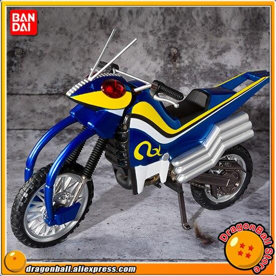 "Japan Kamen ""Masked Rider Black RX"" Originele BANDAI Tamashii Naties SHF/S. h. figuarts Action Figure Bike Acrobatter Ver.2.0"