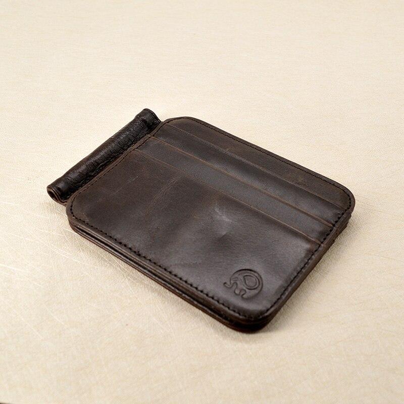 dinheiro clipe carteira Moneyclip : Wallet Men Money Clip