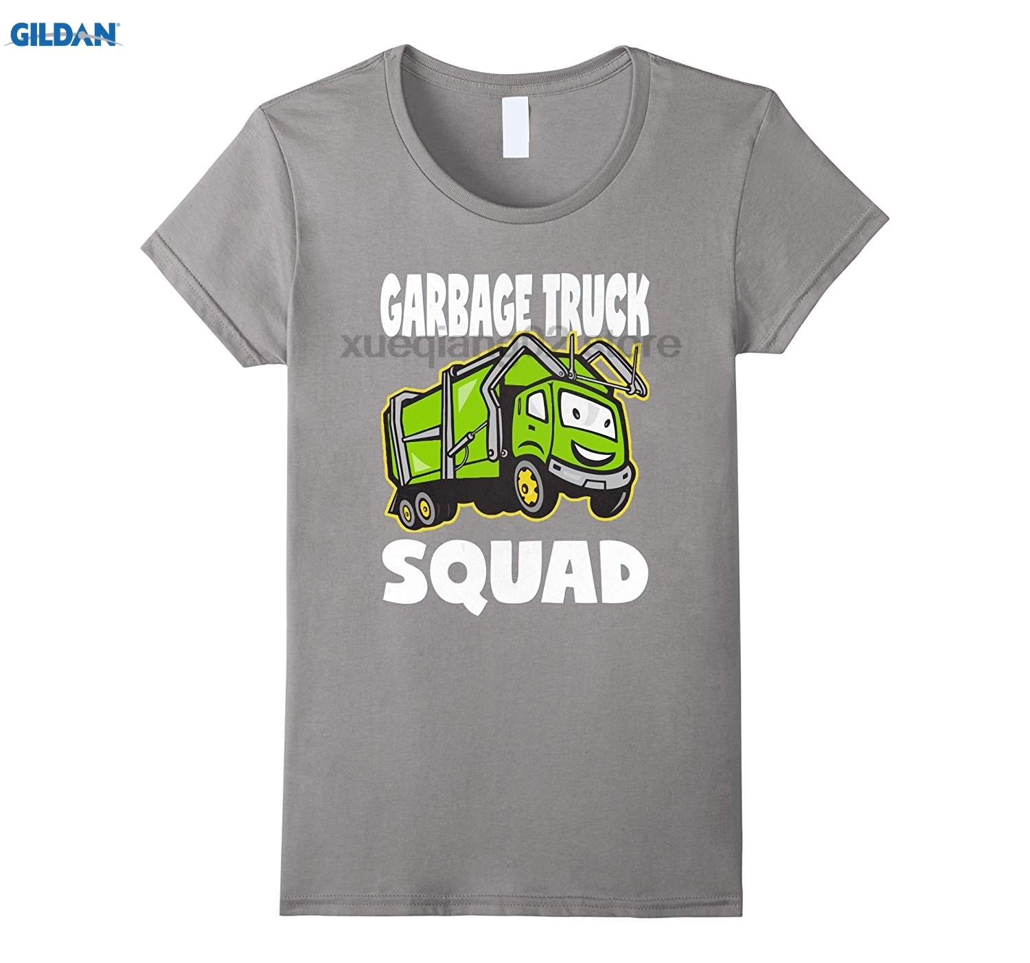 GILDAN Garbage Truck Squad Vintage Monster Trucks T-Shirt On Sale ...