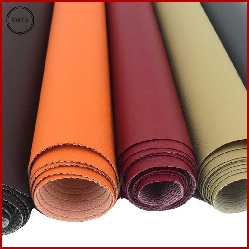 50*160cm ładne PU skóra tkanina materiał, tkanina ze sztucznej skóry do szycia, sztuczna skóra PU do DIY torba materiał D30
