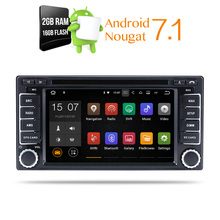 Android 7.1 car dvd Radio Stereo with Bluetooth GPS Navigation HeadUnit 2008-2013 for SUBARU Forester Support WiFi  Rear Camera
