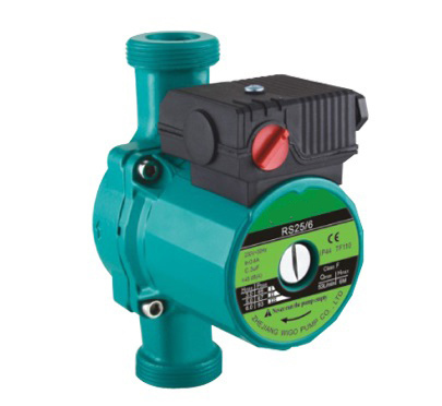 скорость циркуляционного насоса