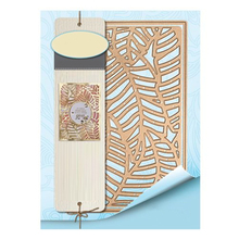 YaMinSanNiO Frame Metal Cutting Dies Scrapbooking For Card Making DIY Embossing Cuts New Craft Leaf Cover Pattern Decoration