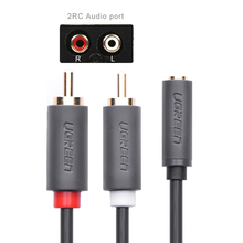 Ugreen 3.5mm Female to RCA Audio Cable