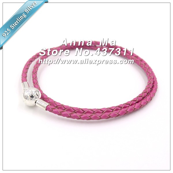 DARLING HER Charm Bracelets /& Bangles Women Jewelry Minnie Pink Bow-Knot Pendant Bracelet DIY Handmade for Girl Gift Pure Gold Color 21cm
