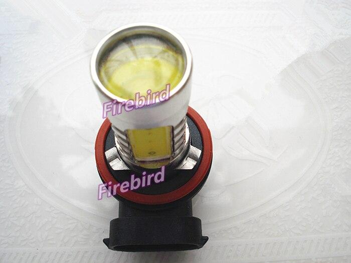 2 x H11 15 watt LED gelb bernstein kalten weiß eis blau nebel lampe DRL lichter birne für Outback 2002 -06 fokus 2009-12 autos