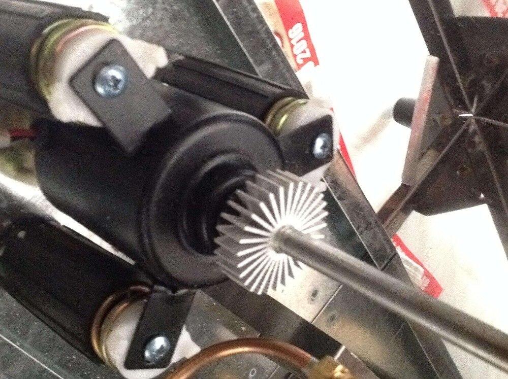 DMWD Cotton candy для аппарата для приготовления сахарной ваты машина с мотором на энергосберегающих двигателей 12 V мотор аксессуары
