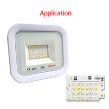 30PCS/LOT LED 2835 SMD CHIP 10W 20W 30W 50W 100W AC220V Smart IC driver light beads For DIY Floodlight Outdoor lamp