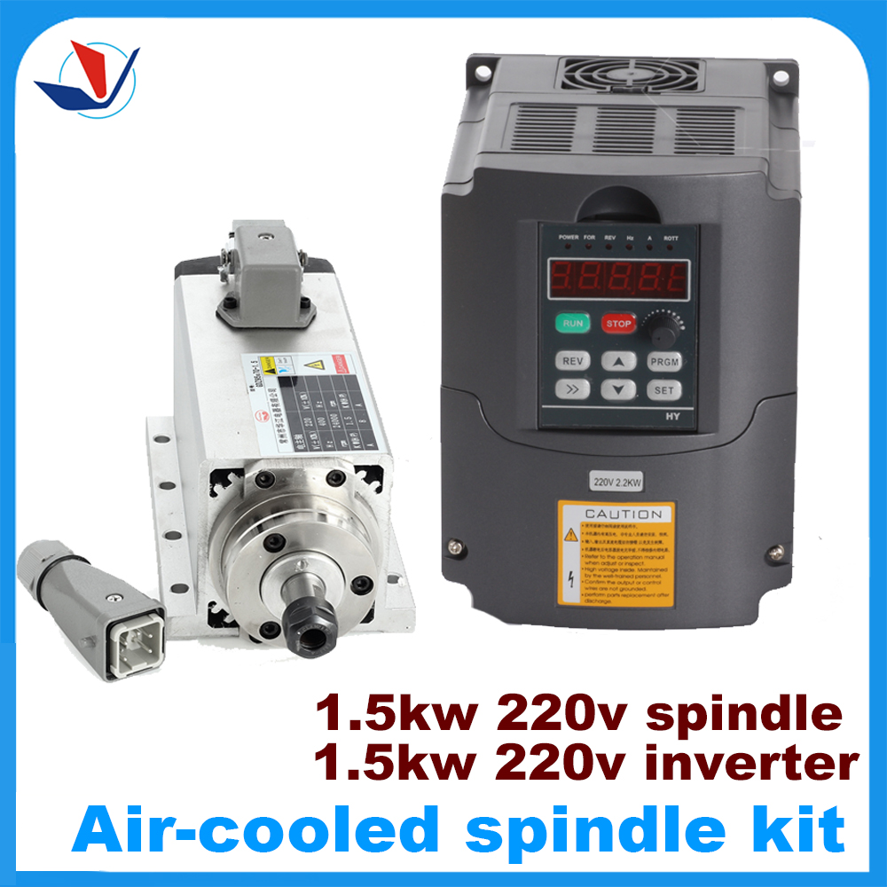 2016 Sale Cnc Router Spindle Motor New Arrive Air