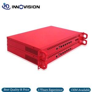 Image 4 - 6GBe/6 * RJ45 Gbe LAN raf 1U Pfsnese güvenlik duvarı sunucu Barebone destek i3/i5,i7 işlemci, 2 * SFP seçeneği