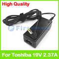 19V 2.37A 45W laptop adapter charger for Toshiba PA3822E-1ACA PA3822U-1ACA PA5096U-1ACA PA5098U-1ACA PA5177E-1AC3 PA5177U-1ACA