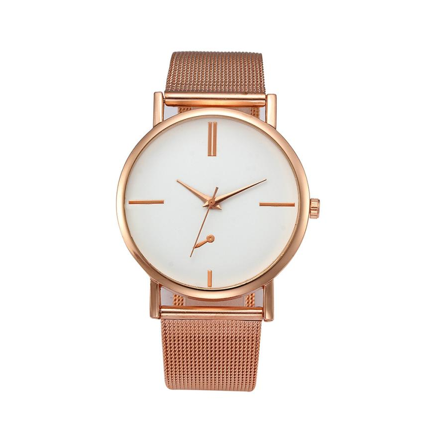 Quartz Wristwatches Montre Femme  Luxury  Stainless Steel Wrist     Watches Women  Gold  Fashion Classic Clock  Watch 18JAN25 mce top brand mens watches automatic men watch luxury stainless steel wristwatches male clock montre with box 335