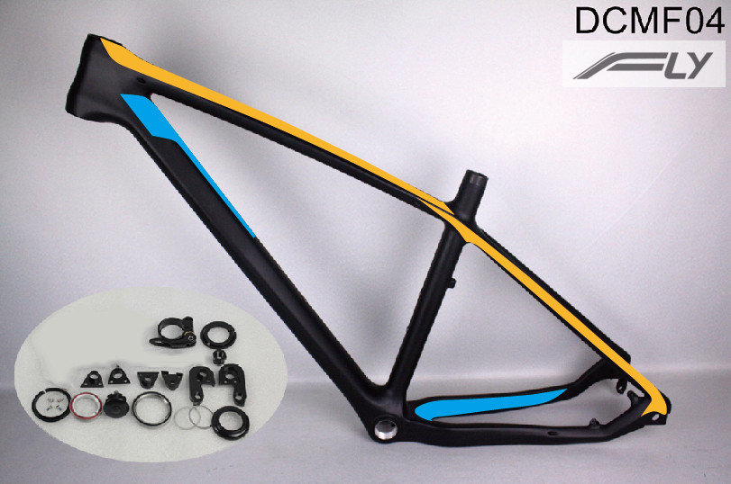 27.5/26er chinese carbon frames 650b 15/17/19 inch carbon mountain bike frameset EMS free shipping carbon mtb frame