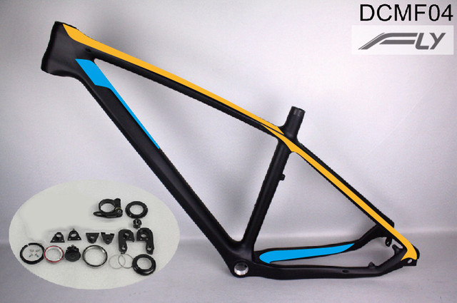 27.5/26er chinese carbon frames 650b 15/17/19 inch carbon mountain ...