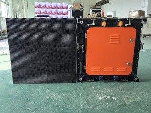Image 5 - P8 ngoài trời bảng điều khiển dẫn, SMD 1/4 scan, 512X512 mét P8 Die đúc nhôm tủ, đầy đủ hình màu led màn hình hiển thị, led video wall