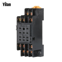 20pcs / lot PYF11A 11 pin relay socket base for MY3 HH53P H3Y-3