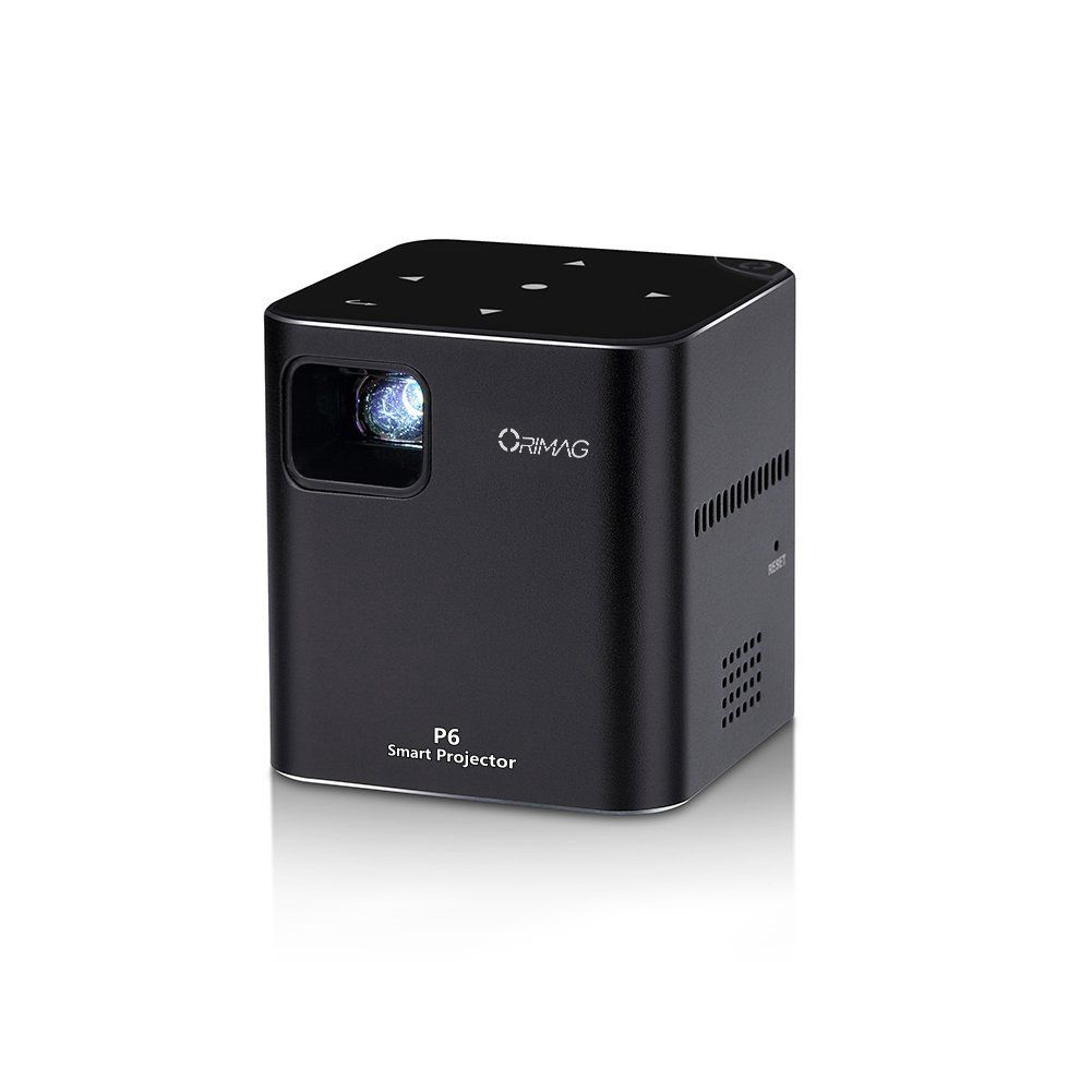 orimag p6 mini video projector 1080p portable wi fi smart pico projector max 120 inch screen perfect for ios android laptop i projector accessories aliexpress aliexpress
