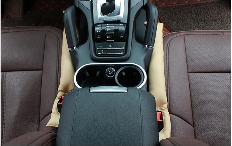 2pcs/lot Car Seat gap Pad plug leak cover accessories For Nissan Sunny March Murano Toyota Camry Corolla RAV4 Accessories