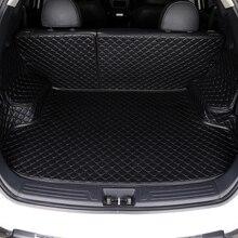 HLFNTF Personalizado Tapete Mala Do Carro Para Opel Astra h corsa insignia mokka gmokka ampera acessórios do carro