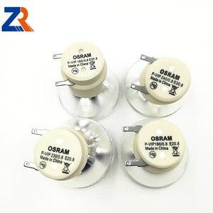 Image 1 - 交換200ワット210ワット220ワットプロジェクターランプ電球p vip 180/0。8 p vip 190/0/8 e20.8 p vip 230/0。8 p vip 240/0/8 e20.8