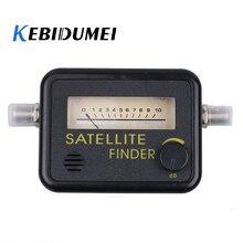 Kebidumei Satellite Finder Strumento Meter FTA LNB DIRECTV Segnale Pointer SATV Satellite TV satfinder Metro di Rete Satellitare