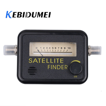 kebidumei Satellite Finder Tool Meter FTA LNB DIRECTV Signal Pointer SATV Satellite TV satfinder Meter Network Satellite
