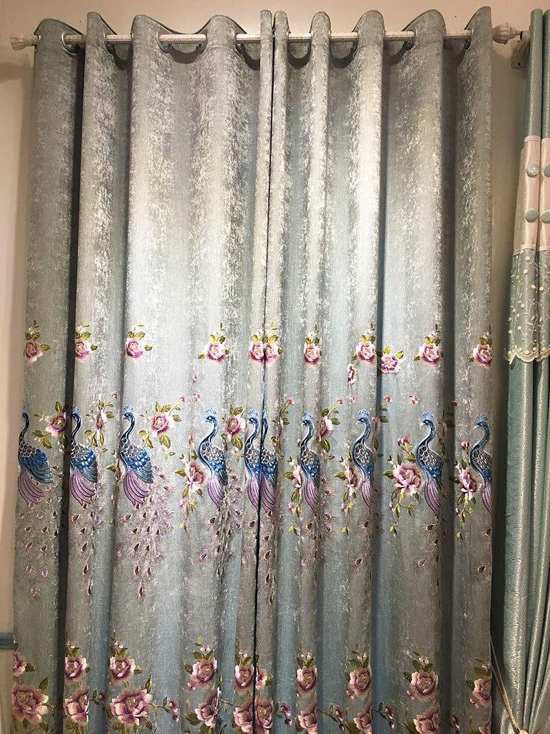 cortina de alta calidad para la cocina dormitorio cortinas para la sala de estar moderna ventana de cortinas de tela cortinas de