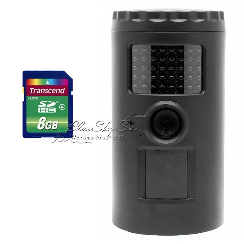Free Shipping SG 007 8MP 720P HD Hunting Guard Game font b Trail b font Home