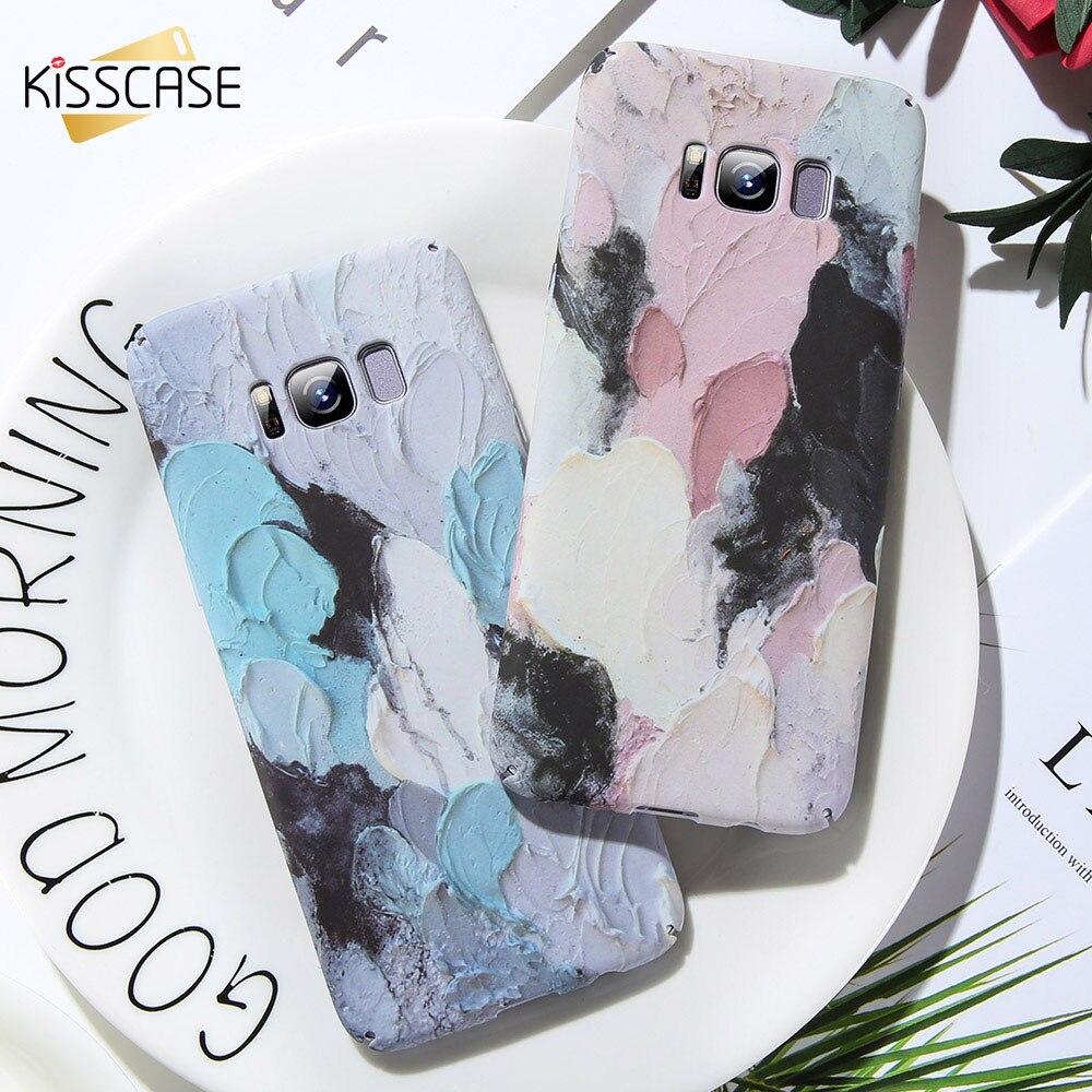 KISSCASE Case For Sansung Galaxy J4 J8 J6 Plus 2018 A7 A3 A5 2017 3D Emboss Luminous Case For Samsung A9 A8 Plus A8 A6 2018 Capa