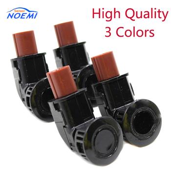 YAOPEI 3 kolory 4 sztuk partia czujniki parkowania 39680-SHJ-A61 dla Honda CRV darmowa wysyłka Auto czujniki czujnik ultradźwiękowy tanie i dobre opinie Niewidoczne 39680-SHJ-A61 39680SHJA61 Standard Angielski Noemi Autopart store For Honda High Quality Parking Sensor Black white sliver red