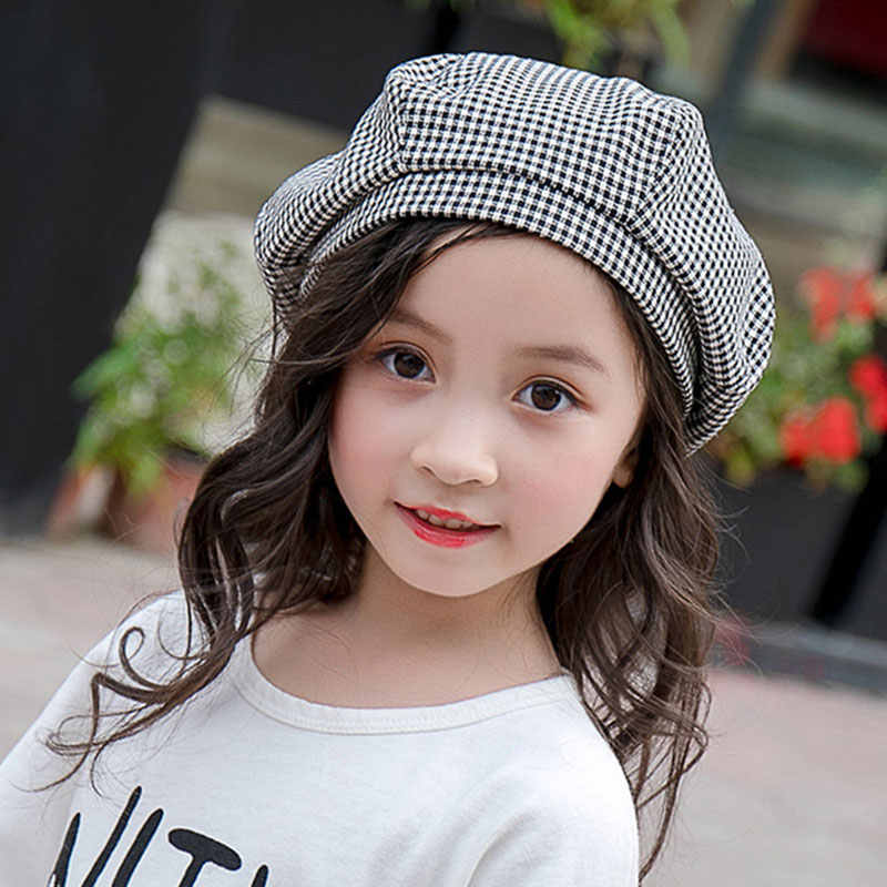 e4f9315e91e65 Detail Feedback Questions about MOLIXINYU 2018 Kids Girls Fashion Hat Girl  Winter Warm England Style Beret Hat Berets For Baby Girl New Children Beret  Hats ...