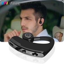 EPiCfeat Portátil Micrófono Inalámbrico Auricular Bluetooth para Manos Libres de Conducción Sport Auricular Auricular de Silicona EP-V9