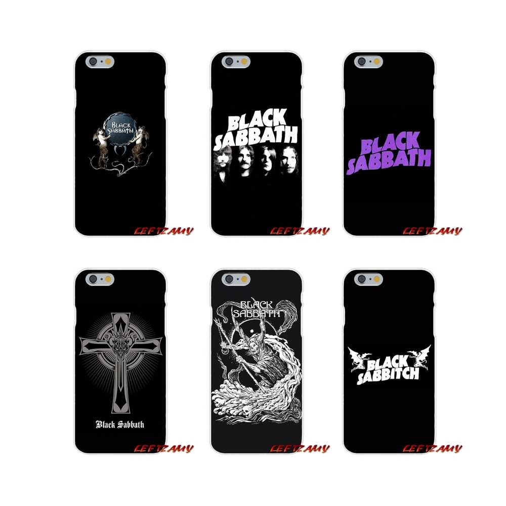 Rock Band Black Sabbath Accessories Phone Cases Covers For