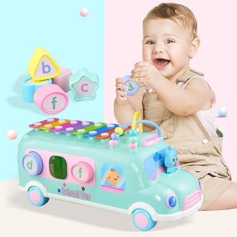 brinquedos do bebe 0 12 13 24 meses de aprendizagem instrumento musical brinquedos para criancas