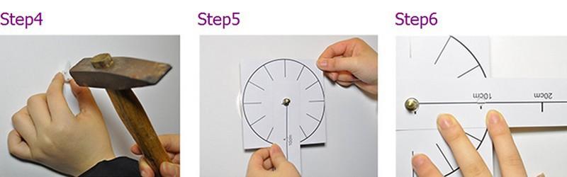 3d real big wall clock rushed mirror sticker diy living room decor free shipping fashion watches 16 new arrival Quartz clocks 16