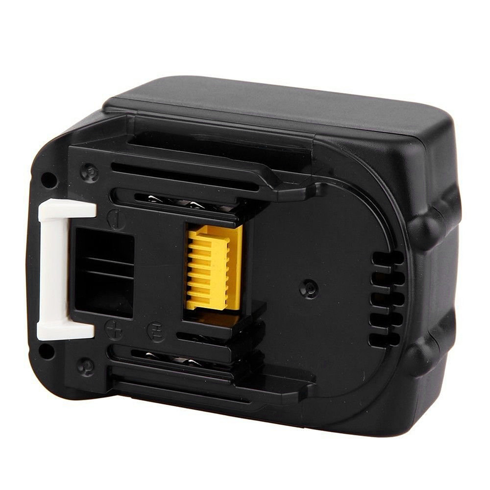 1 pc 14.4V 3000mAh Lithium-ion Battery For MAKITA BL1430 BL1415 BL1440 194066-1 194065-3 Electric Power Tool 14.4V 3.0A  P20 1 pc 5000mah rechargeable lithium ion replacement power tool battery packs for makita 18v bl1830 bl1840 bl1850 lxt400 194205 3