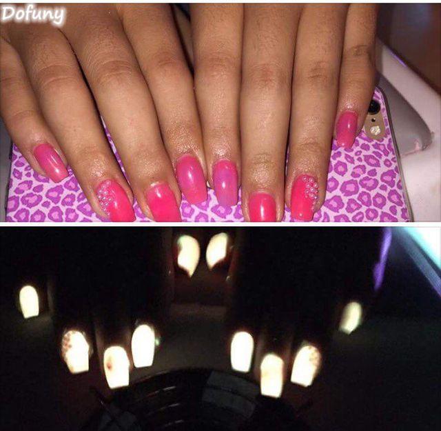 Aliexpress.com : Buy New 15Color Nail Glitter Fluorescent Effect ...