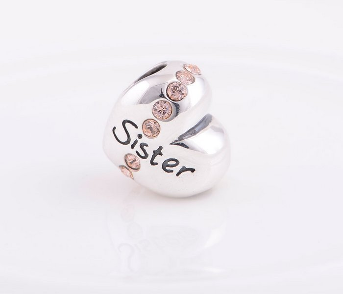 Pandora Jewelry Sister Charm: Pandora Charms For Sister