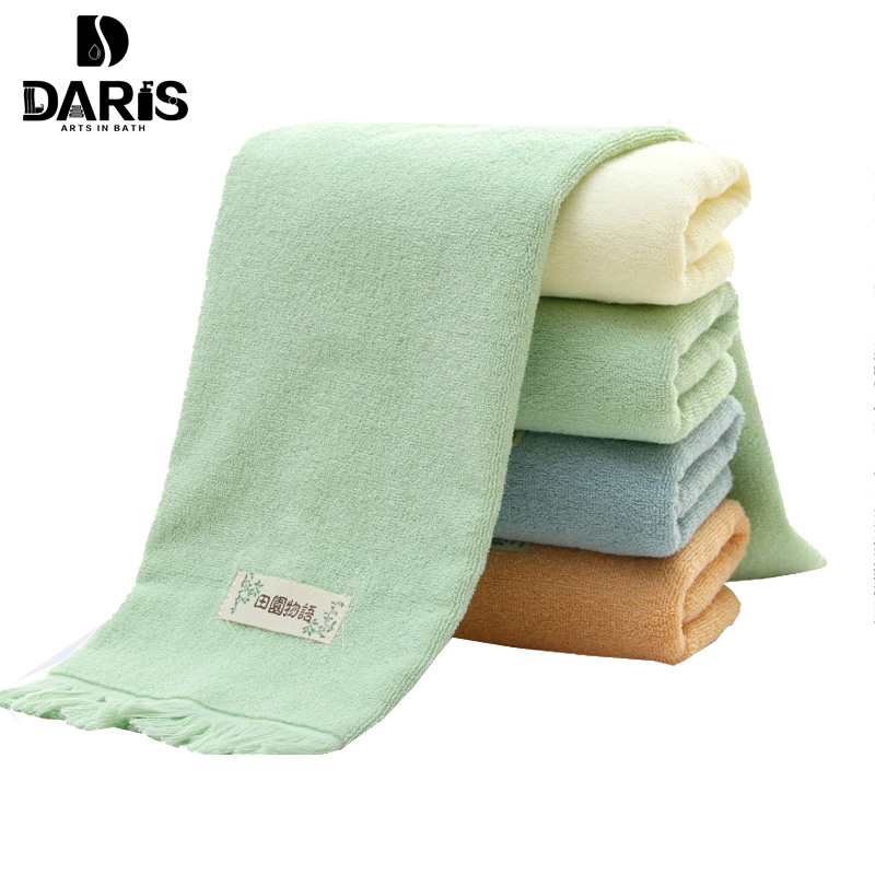 SDARISB Cleanbear Cotton Hand Towel Sets For Home, Outdoor