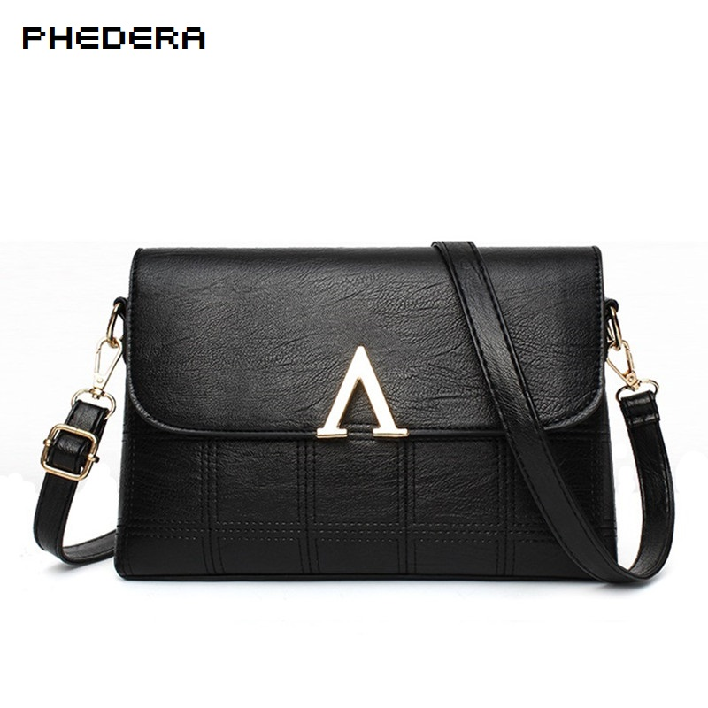 2018 New Crossbody Bag Female Pu Leather Brand Ladies Bag Leisure Messenger Bags Women Summer Girls Shoulder Handbag MA22 kevti brand 2017 pu leather women handbags mini female cute chain shoulder bag ladies crossbody teenagers girls bags
