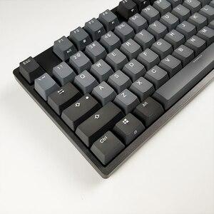 Image 4 - Механическая клавиатура durgod 104 taurus k310 с переключателями cherry mx, коричневые, синие, черные, красные, серебристые клавиши pbt doubleshot