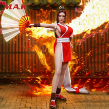 1/6 scale full setPHICEN TBLeague PL2019-134 KOF98 Mai Shiranui King of Fighters Female Figure doll toys for gift collection цена и фото