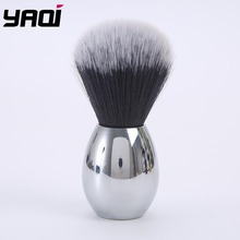 Yaqi Bunny Tuxedo Knot Shave Brush in Chrome Version For Easter Day