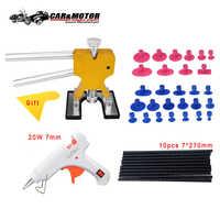 Réparation Dent voiture outils à main Set d'outils pour travailler bois Dent Lifter Toosl matériel pratique voitures réparation extracteur enlèvement grêle Tab