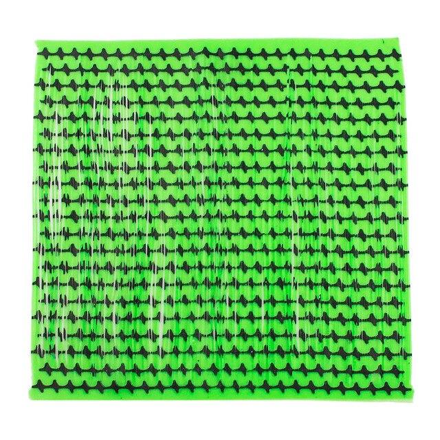 Рыболовная приманка силиконовая юбка слои, многожильный резиновый материал, снасти ремесло, DIY Spinnerbait, джиг, базбейт