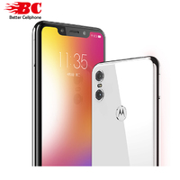 Original MOTO P30 Play 4GB RAM 64GB ROM Dual Camera 13.0MP 1080P LTE Snapdragon 625 Octa Core 1.8GHz ZUI 4.0 Fingerprint phone