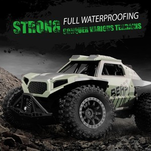 Image 3 - Haoyuan Athlon 3318 remote controlled cross country mountain bike high speed mountain off road vehicle crawler type 4 rc car
